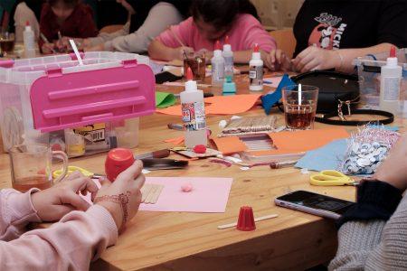 Het succes van de meidengroep Al Amira